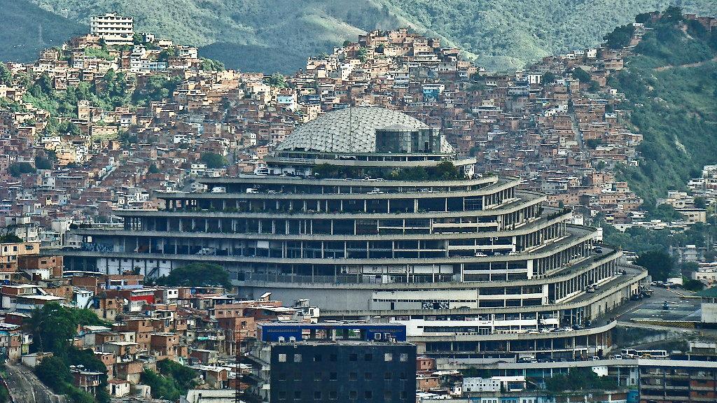 Caracas Venezuela  city photos : Plan de Modernización de Caracas | Venezuela en la memoria
