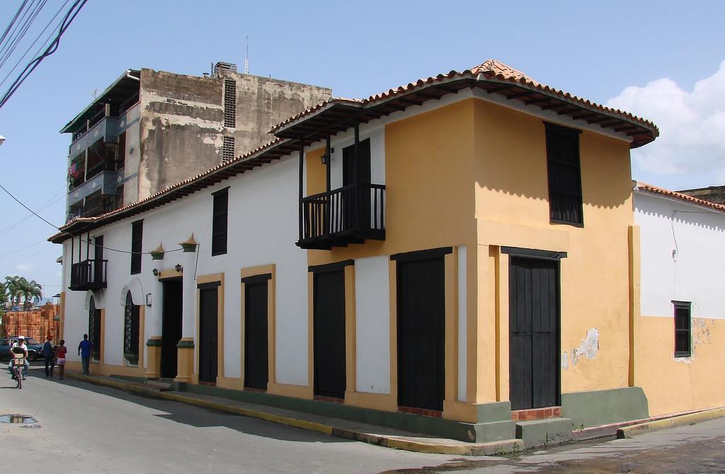 arquitectura colonial venezuela en la memoria